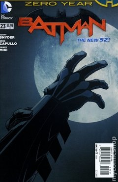 Batman (2011 2nd Series) #23A