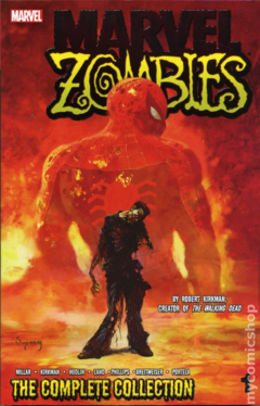 Marvel Zombies TPB (2013-2014 Marvel) The Complete Collection #1-1ST