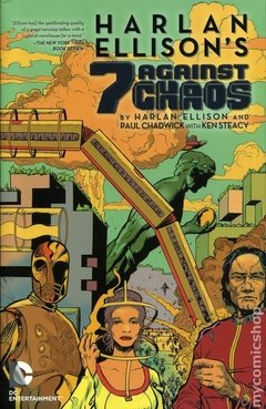 7 Against Chaos HC (2013 DC) By Harlan Ellison