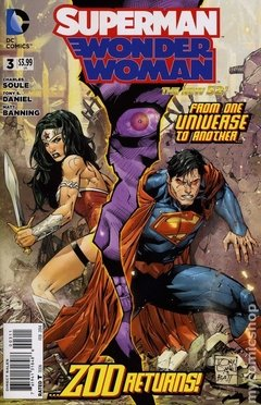 Superman Wonder Woman (2013) #3A
