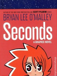 Seconds HC (2014 Ballantine Books) By Bryan Lee O'Malley