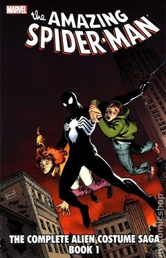 Amazing Spider-Man The Complete Alien Costume Saga TPB (2014-2015 Marvel) #1-1ST