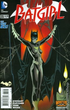 Batgirl (2011 4th Series) #35B