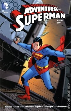 Adventures of Superman TPB (2014-2015 DC) #2-1ST