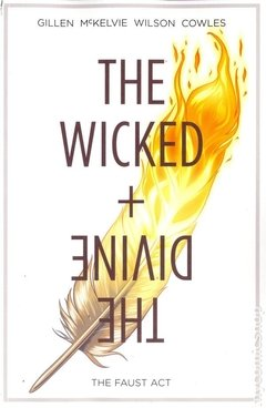 The Wicked + The Divine, Vol. 1: The Faust Act - comprar online