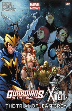 Guardians of the Galaxy/All New X-Men The Trial of Jean Grey TPB (2015 Marvel NOW) #1-1ST