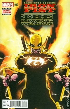 Iron Fist The Living Weapon (2014) #10
