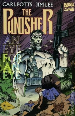 Punisher An Eye for an Eye TPB (1991)