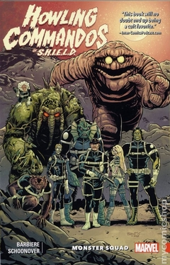 Howling Commandos of SHIELD: Monster Squad TPB (2016 Marvel) #1-1ST