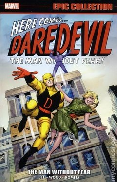 Daredevil The Man Without Fear TPB (2016 Marvel) Epic Collection #1-1ST