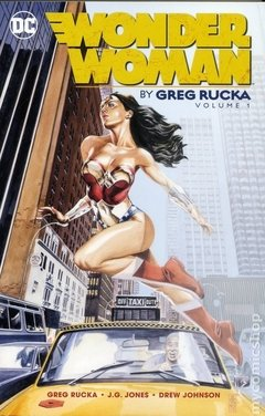 Wonder Woman TPB (2016- DC) By Greg Rucka #1-1ST