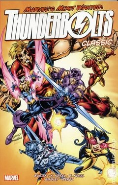 Thunderbolts Classic TPB (2016 Marvel) en internet