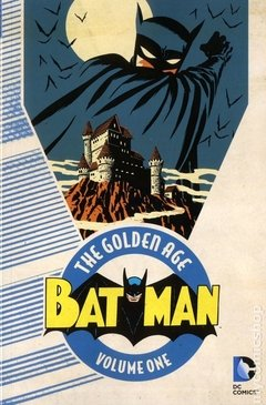 Batman The Golden Age TPB 1