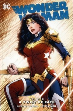 Wonder Woman TPB (2013-2017 DC Comics The New 52) #8