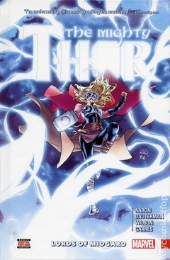 Mighty Thor HC (2016-2018 Marvel) By Jason Aaron #2-1ST