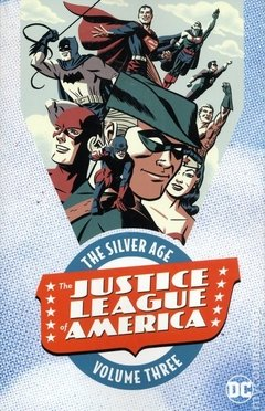 Justice League of America The Silver Age TPB (2016- DC) #3-1ST