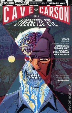 Cave Carson Has a Cybernetic Eye TPB (2017- DC) DC's Young Animal #1-1ST