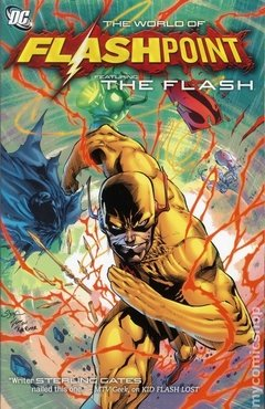 Flashpoint The World of Flashpoint Featuring The Flash TPB (2012 DC) #1-1ST