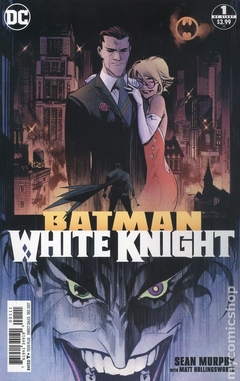 Batman White Knight (2017) #1A