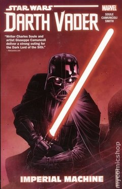 Star Wars Darth Vader TPB (2017-2019 Marvel) Dark Lord of the Sith #1-1ST