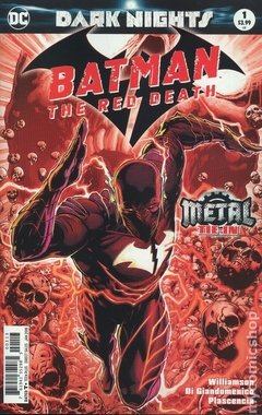 Batman The Red Death (2017) #1C