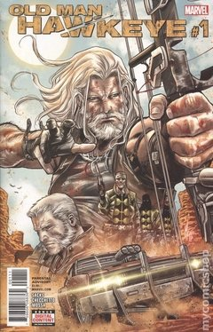 Old Man Hawkeye (2018 Marvel) #1A