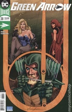 Green Arrow (2016 5th Series) #38B