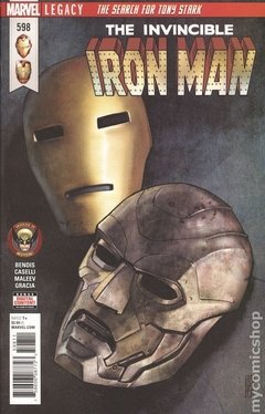 Invincible Iron Man (2017 4th Series) #598A