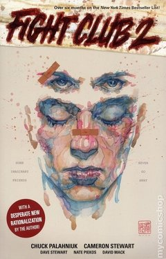 Fight Club 2 TPB (2018 Dark Horse)