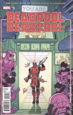 You Are Deadpool (2018) #1C