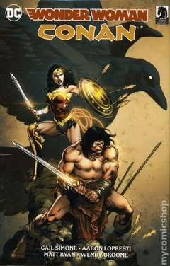Wonder Woman/Conan HC (2018 DC/Dark Horse)