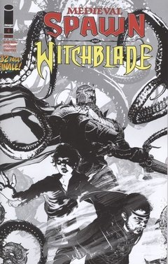 Medieval Spawn and Witchblade (2018 Image) #4B