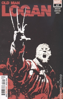 Old Man Logan (2016 Marvel) #47