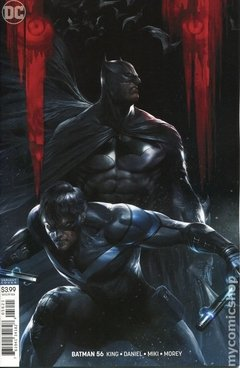 Batman (2016 3rd Series) #56B
