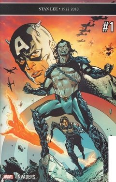 Invaders (2018 Marvel 3rd Series) #1A