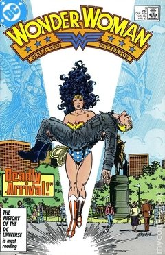 Wonder Woman (1987 2nd Series) #1 a 8 en internet