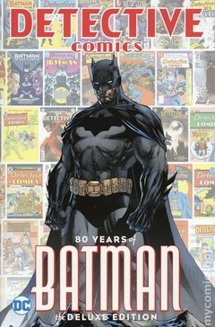Detective Comics 80 Years of Batman HC (2019 DC) The Deluxe Edition #1-1ST