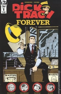 Dick Tracy Forever (2019 IDW) #1