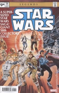 Star Wars Original Marvel Years (2019 Marvel) Facsimile Edition #50