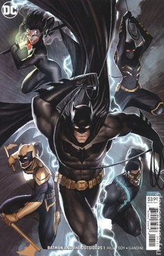 Batman And The Outsiders (2018 3rd Series) #1B