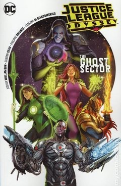 Justice League Odyssey TPB (2019 DC) #1-1ST
