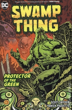 Swamp Thing Protector of the Green TPB (2019 DC) #1-1ST
