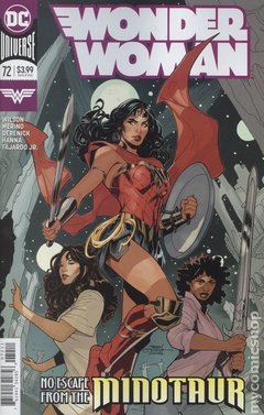 Wonder Woman (2016 5th Series) #72A