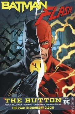 Batman/Flash The Button TPB (2019 DC) #1A-1ST