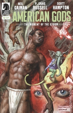 American Gods The Moment of the Storm (2019 Dark Horse) #3A