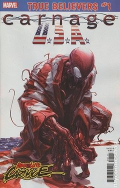 True Believers Absolute Carnage Carnage USA (2019) #1