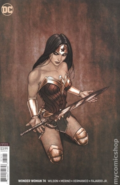 Wonder Woman (2016 5th Series) #74B