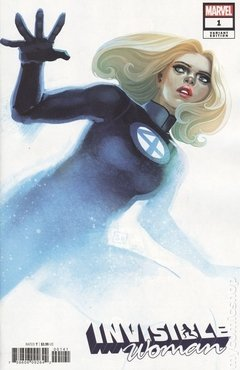 Invisible Woman (2019 Marvel) #1D