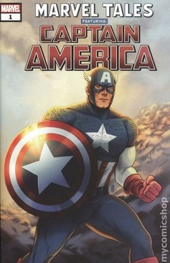 Marvel Tales Captain America (2019) #1A