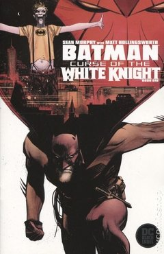 Batman Curse of the White Knight (2019) #1A